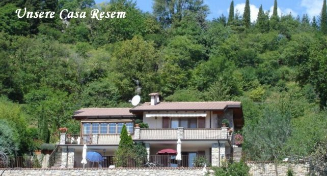 Casa Resem in Tignale am Gardasee